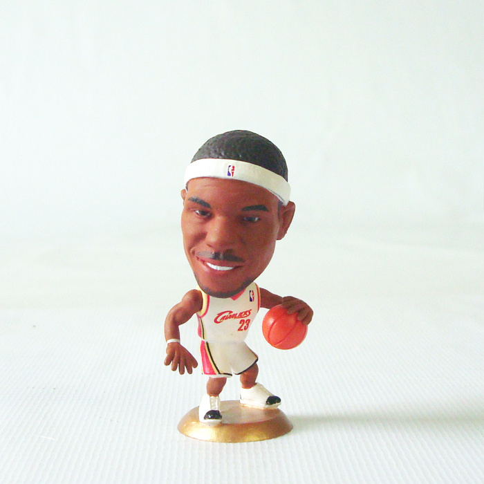 Cavaliers 23 lebron James Action Figure
