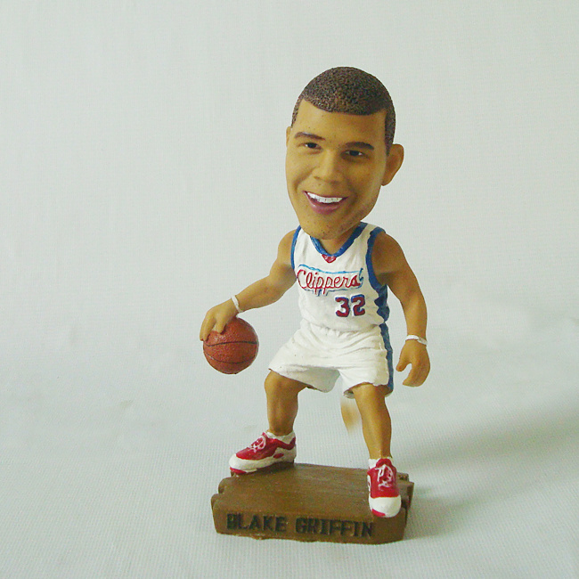 Clippers 32 Blake Griffin Action Figure
