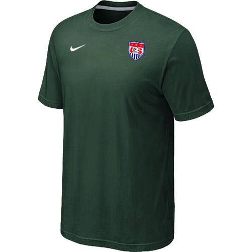 Nike National Team USA Men T-Shirt D.Green