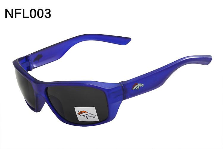 Broncos Polarized Sport Sunglasses